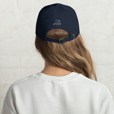 Work Hard - Surf Often Dad hat