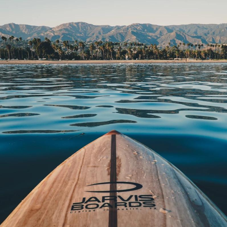 San Marcos (Most versatile) - WOOD PADDLE BOARD Plans | Kits
