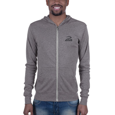 Lightweight Zip up hoodie.