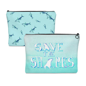 Shark Savin' Accessory Case - Connected Clothing Company