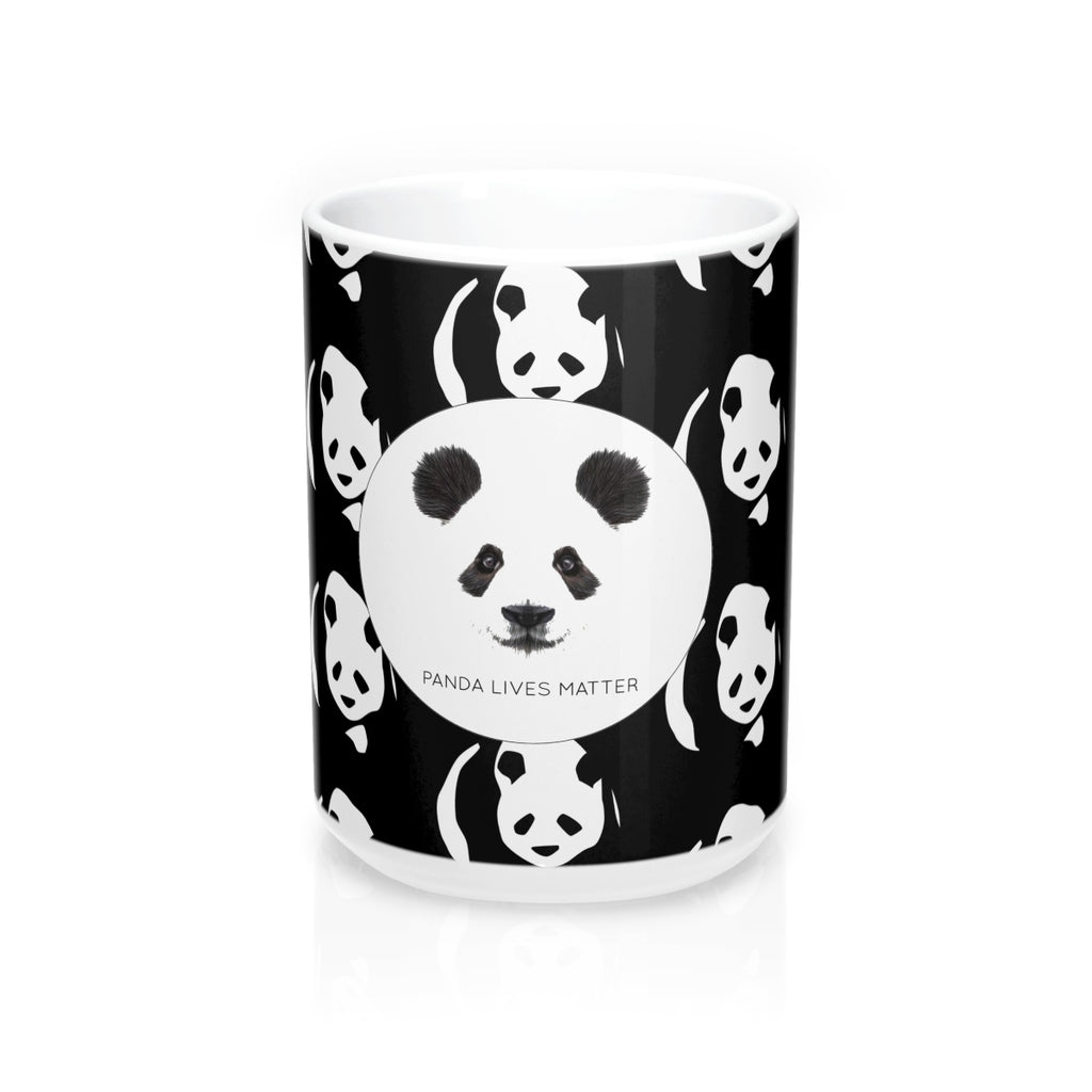Panda Lives Matter Mug - Connected Clothing Company - 10% of profits donated