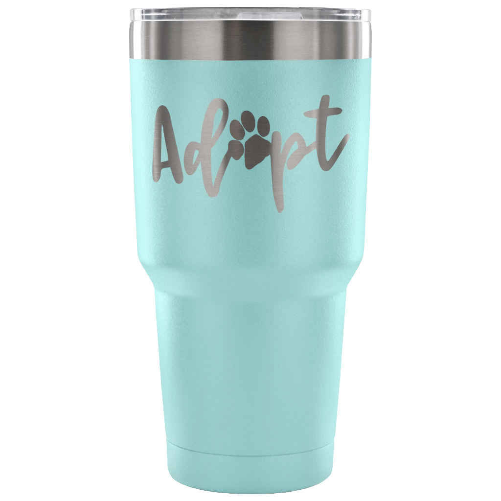 Adopt Powder Coated Tumbler - Connected Clothing Company