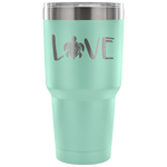 Sea Turtle Love Powder Coated Tumbler - Connected Clothing Company