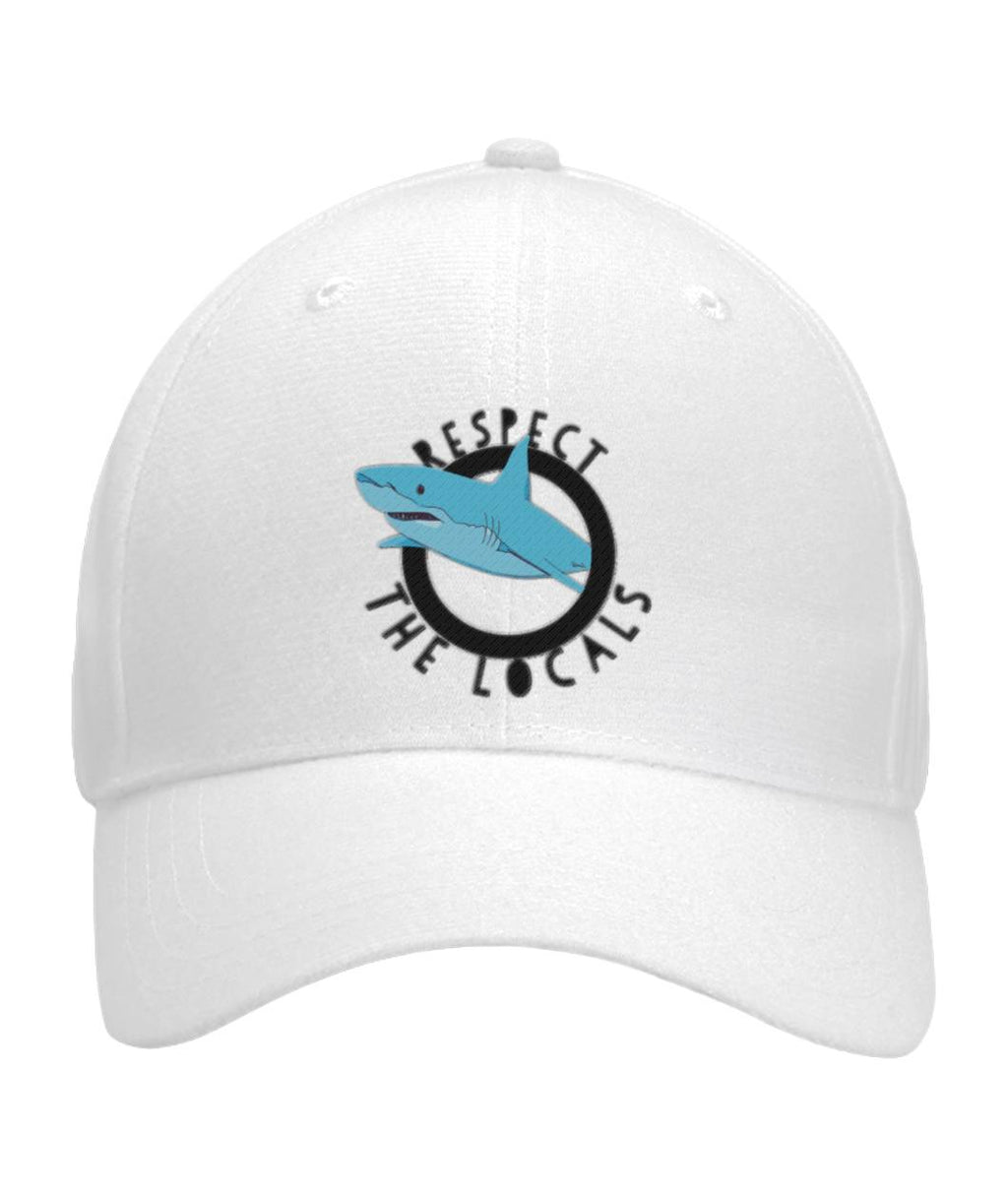 Respect the Locals Baseball Cap - Connected Clothing Company - 10% of profits donated