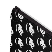 Load image into Gallery viewer, Panda Lives Matter Zipper Bag - Connected Clothing Company - 10% of profits donated