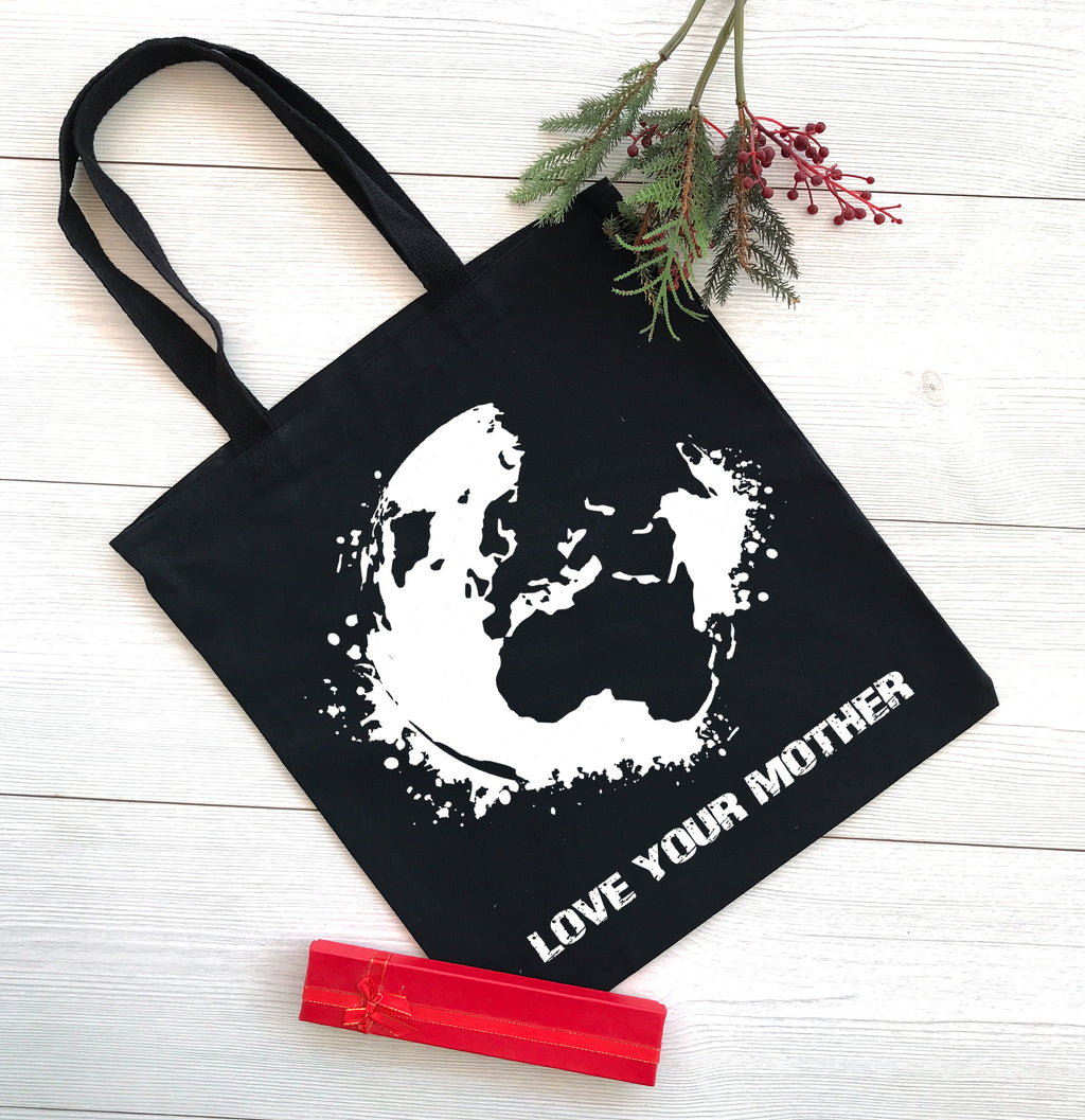 *Organic* Love Your Mother Earth Tote - Connected Clothing Company