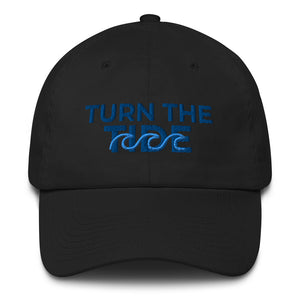 Turn The Tide Cotton Cap