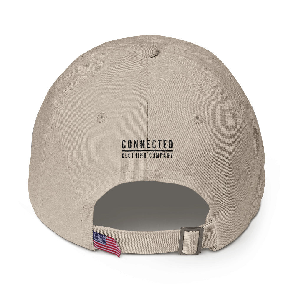 Giraffe Cotton Cap - Connected Clothing Company