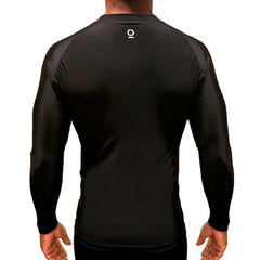 Black Compression Shirt by Optimal Human