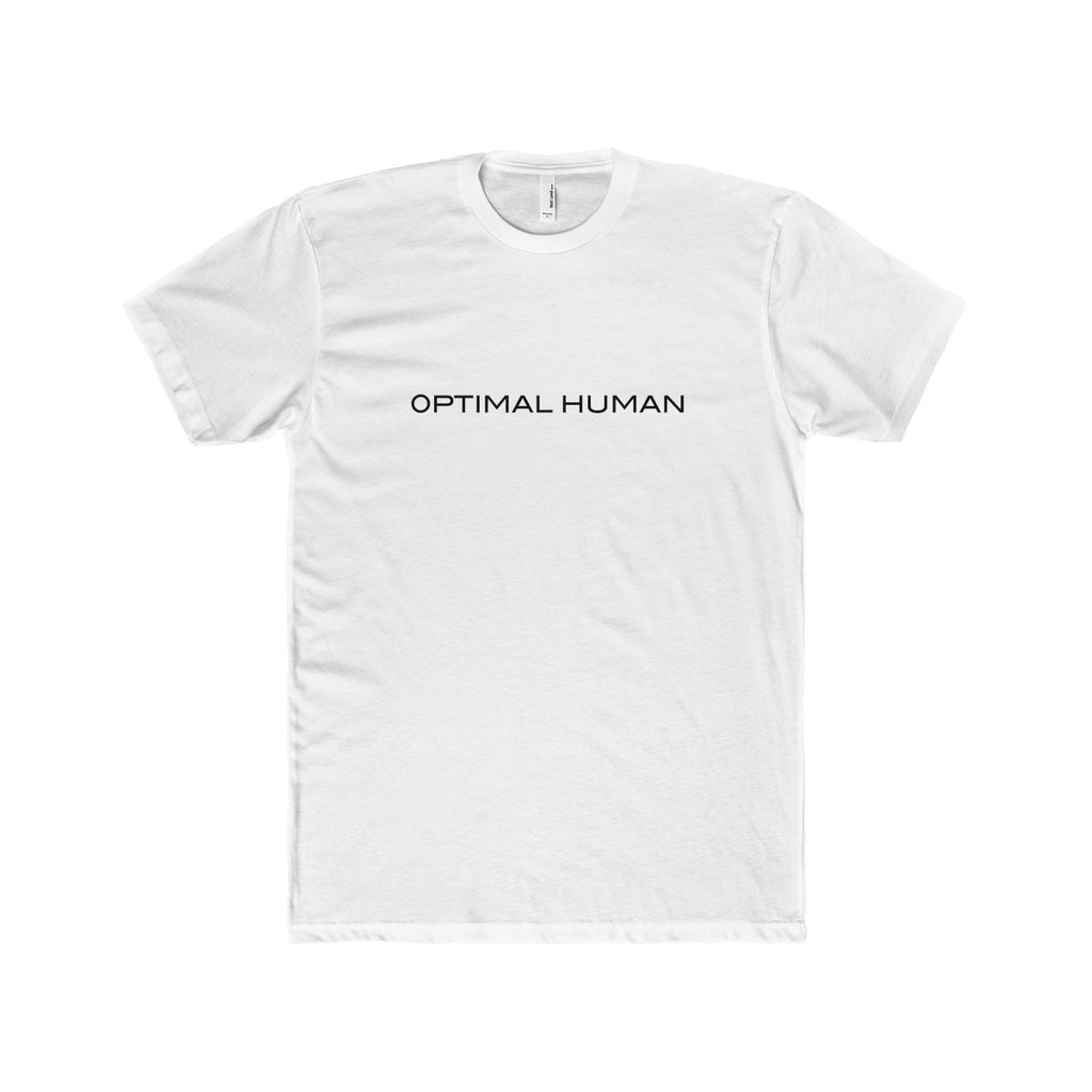 Optimal Human Athletic Performance Crew Shirt - OPTIMAL HUMAN