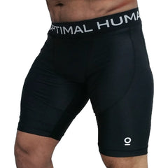 Athletic Compression Shorts - OPTIMAL HUMAN
