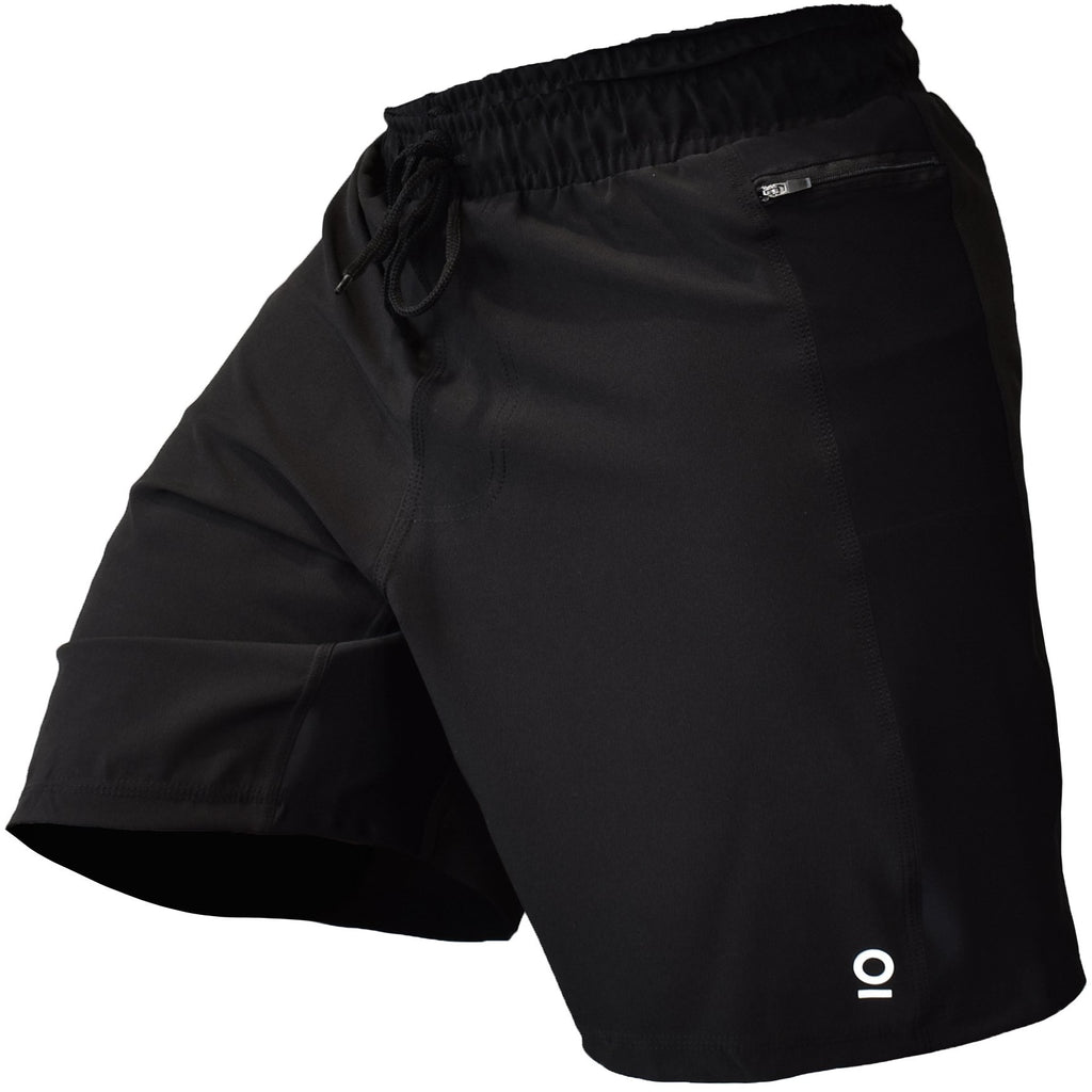 CrossFit Shorts featuring Vertical Drop Pockets - OPTIMAL HUMAN