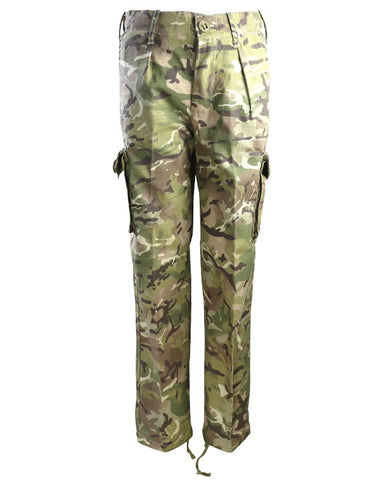 Kombat Kids Trousers - BTP