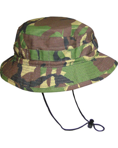 Kombat Short Brimmed Bush Hat - DPM