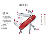 Victorinox Spartan Swiss Army Knife -  12 Functions