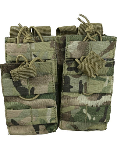Kombat Double Duo Magazine Pouch