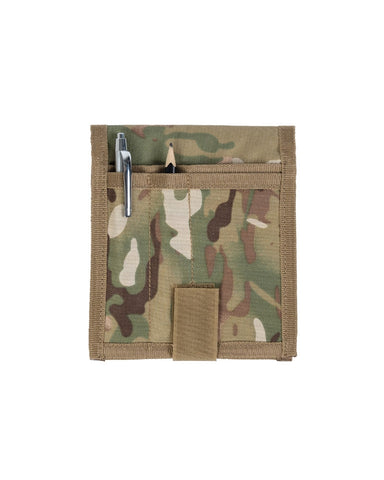 Mil-Tec A6 Notepad Cover - Multitarn