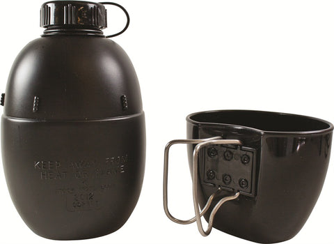 British Army '58 Pattern Osprey Water Bottle & Mug