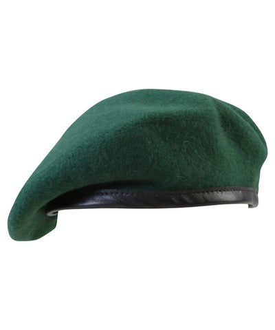 British Military Beret - Marine Green