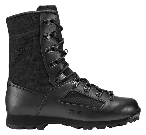 LOWA Elite Jungle Boots Black