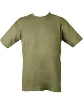 Military T-Shirt - Olive Green