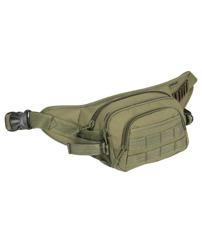 Kombat Summit Waist Bag - Olive Green