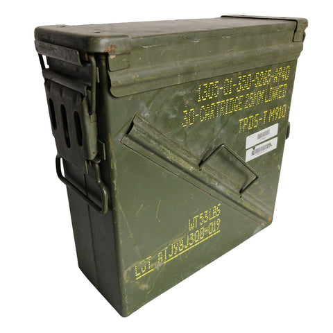 25mm Ammunition box