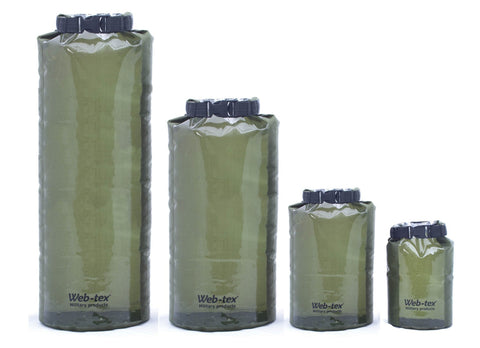 Web-Tex Ultra Lightweight Dry Bags