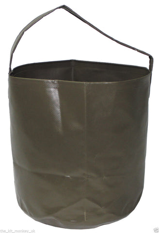 Fox Outdoor 10 ltr collapsible bucket