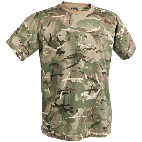 Helikon-Tex T-Shirt - MP Camo