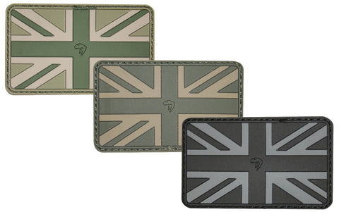 Viper Tactical Union Jack Patch