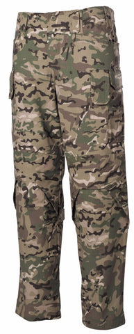 MFH Operation Camo Mission Combat Trousers