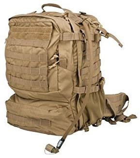 BCB 42 Litre Payload Pack with Bladder - Coyote