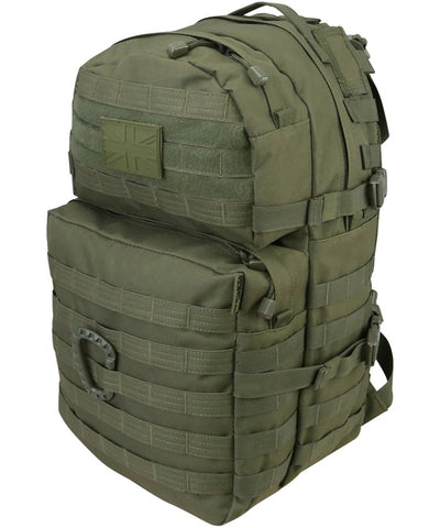 Kombat 40 Litre Medium Assault Pack - Olive Green