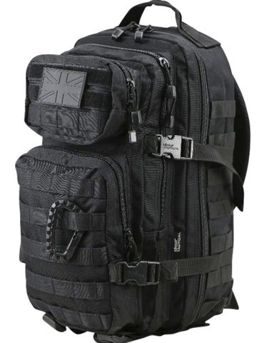 Kombat 28 Litre Small Assault Pack - Black