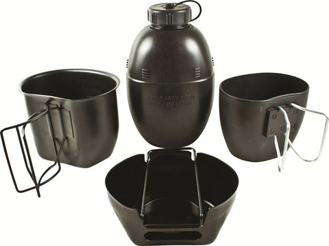 Crusader Cooking System - 4 Piece