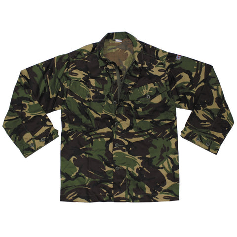 British Army CS95 Pattern Lightweight Jacket - DPM