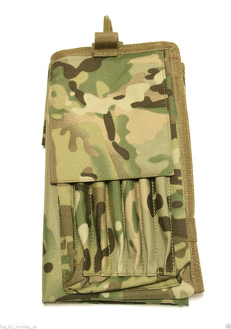 BCB Multicam Map Case