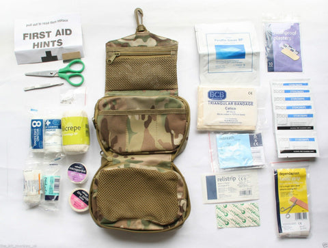 BCB Comprehensive First Aid Kit