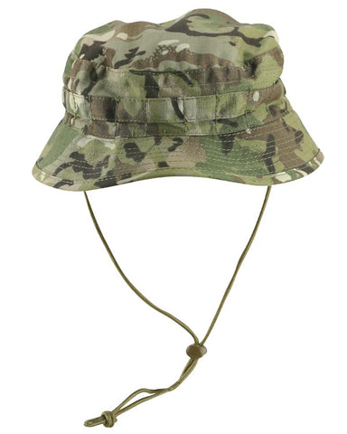 Kombat Short Brimmed Bush Hat - BTP