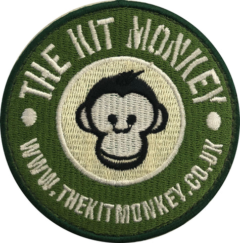 The Kit Monkey Original Badge