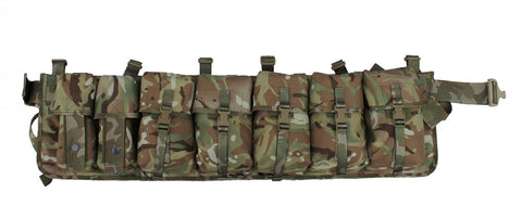 UKOM Tailored Belt Kit, 5 Utility 1 LH Ammo pouch (V1)
