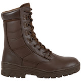 Highlander Delta Full Leather Boots - MoD Brown (3-6½)