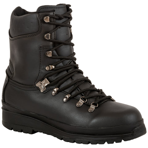 Highlander Elite Waterproof Boots - Black (7-13)