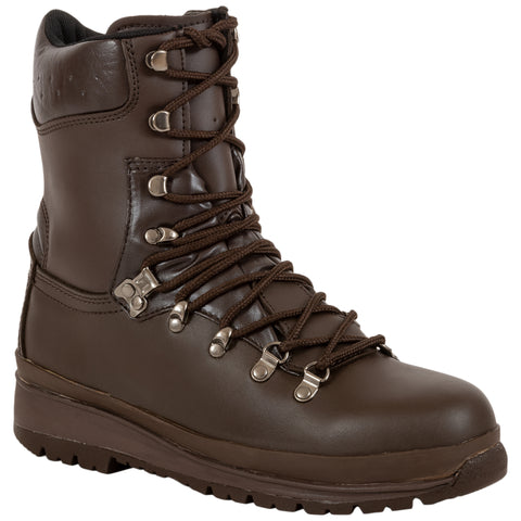 Highlander Elite Waterproof Boots - MoD Brown (3-6½)