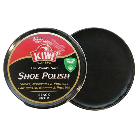 Kiwi Shoe Polish - Black  - 100 ml