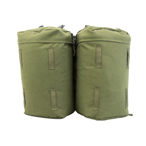 KarrimorSF Sabre PLCE Side Pockets - Olive Green
