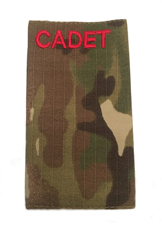 Rank Slides, CADET, Multi