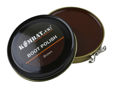 Kombat Boot Polish
