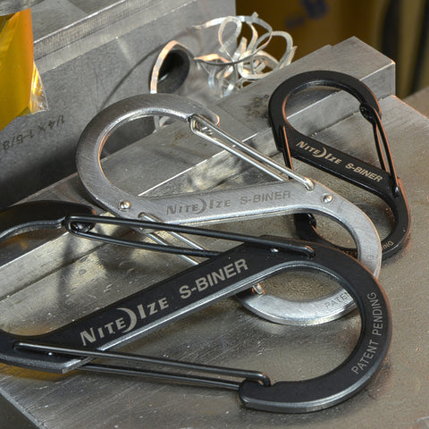 Nite Ize S-Biner® Dual Carabiner - Stainless